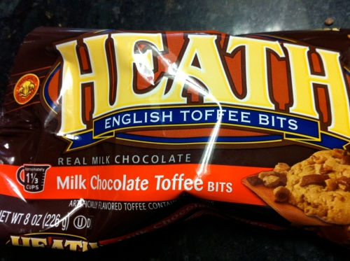 Heath Bits WITH Chocolate