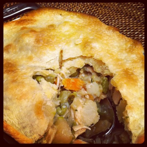 Heartwarming Pot Pie