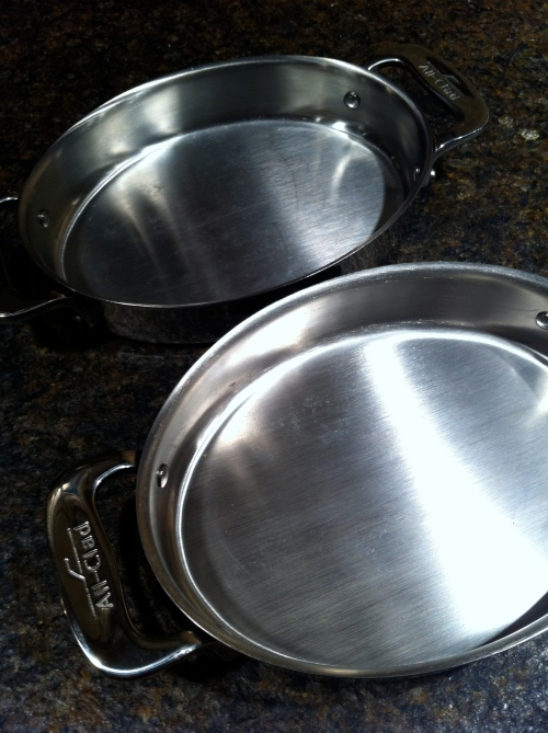 Great little baking dishes.  Perfect for pot pie.